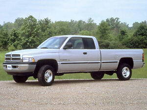 lookling for a 1994 to 2002 Dodge Power Ram 1500 Pickup Truck