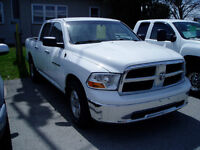 2012 DODGE RAM SLT CREW CAB ONE OWNER  CLEAN TRUCK!