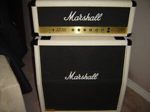 WANTED : 1982 Marshall 4X12 cabinet 20e anniversaire