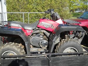 Yamaha parts, parting out..........Yamaha Grizzly 600