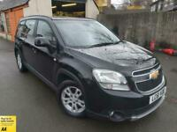 2012 Chevrolet Orlando 2.0 VCDi LT 5dr - Automatic - 7 Seater