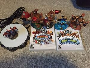 Skylanders Giants and Swap Force for PS3