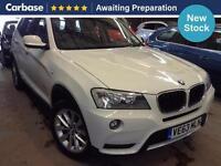 2014 BMW X3 sDrive18d SE 5dr Step Auto SUV 5 Seats