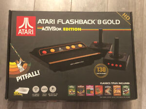 Brand New!! Retro Atari Video Game System + 130 Games