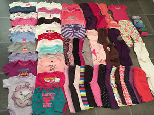 EUC winter jackets,pants,snowsuit,boots,clothes for girl 12-18mo