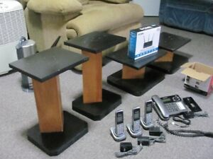Large speakers stands