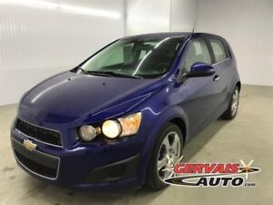 Chevrolet Sonic LT MAGS A/C Hatchback 2014