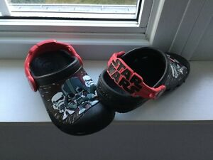 Toddler Star Wars Crocs - Size 9