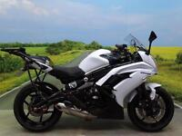 Kawasaki ER6F **64 Plate One owner from new ABS model**