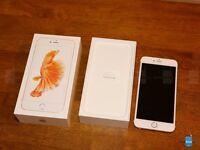 IPhone S 6 plus 64Gb Gold unlock 1 month old 11 month Apple Warrenty