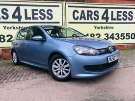 2010 VW GOLF 1.6 TDI BLUEMOTION FREE ROAD TAX EXCELLENT CONDITION FULL SERVICE
