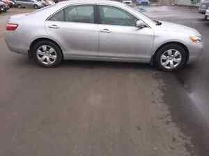Toyota Camry Le 2009 Winters Tires
