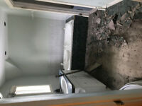 Kitchen and bathroom professional tile removal