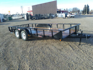 New 18ft car hauler for sale