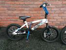 """Boys 16"""" BMX bike"""