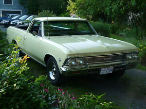 1966 Chevelle / El Camino PARTS for Sale