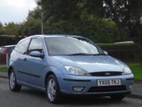 Ford Focus 1.6i 16v 2004MY Zetec