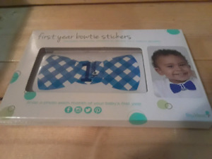 First year bow ties