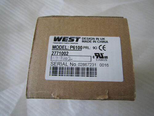 1pc New West Temperature Control Table P6100 2771002