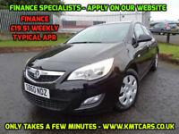 2011 Vauxhall Astra 1.4i 16v VVT (100ps) Exclusiv - Full History - KMT Cars