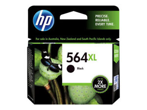 HP564XL Black High Yield Original Ink Cartridge-Brand New SEALED