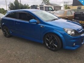 Vauxhall Astra vxr 07 low miles px car or bike cash either way