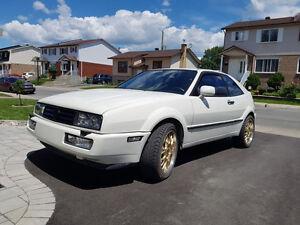 Volkswagen corrado vr6 1993