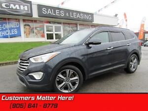 2013 Hyundai Santa Fe XL   AWD, NAVIGATION, CAMERA, LEATHER, ROO