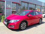 Honda Civic Tourer 1.8 i-VTEC Elegance Connect Navi