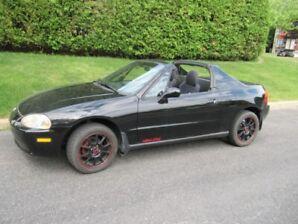 Honda Civic Del Sol 1995