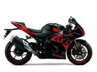 SUZUKI GSXR1000R Super Sport Mototrcycle
