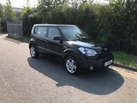 2011/11 Kia Soul 1.6 CRDi 2 5dr h/b Diesel ONLY £140 Road Tax PA