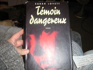 livre temoin dangereux