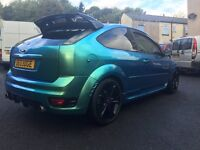 Ford Focus ST PX / Swap Welcome @ trade (not VXR, replica)