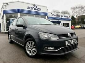 2015 Volkswagen POLO SE Manual Hatchback