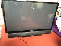 "51"" Samsung 3D HD Plasma Tv & Soundbar"