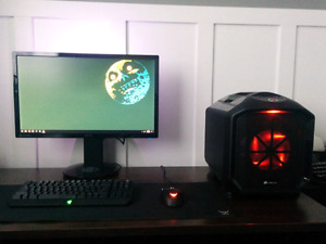 Custom Built Mini ITX Gaming PC