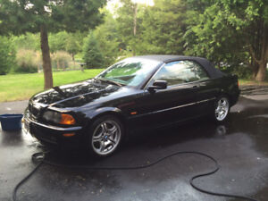 2001 BMW 3-Series Convertible certified