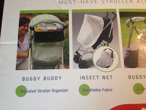 The Diono Stroller 4 in 1 Bundle Pack - New in Box Stratford Kitchener Area image 3