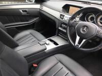 Mercedes-Benz E Class E220 CDI SE (silver) 2014-04-01