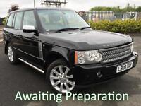 2006 (06) Land Rover Range Rover 4.2 V8 Supercharged Vogue SE