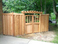 Fence&Deck Specials-6' high fence from $25/ft-Decks $11/sqft &up