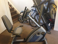 Weslo Pro 10.8x recumbent exercise bike