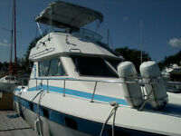 New Pics-33 ft Chateau Vee Cruisers Yacht
