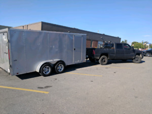 Drivinf Toronto to Thunderbay this friday with empty trailer