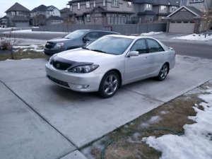 2005 Toyota Camry Fully Loaded Low Kms