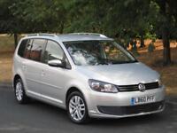 Volkswagen Touran 1.6TDI ( 105ps ) Tech 2010 BlueMotion SE 7 SEATS