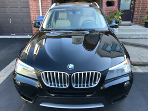 BMW X3 2014, NAV GPS, Sun Roof, Premier Package, Full Option