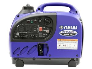 2016 Yamaha Power EF1000iS GENERATOR