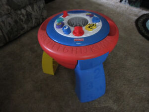 Fisher Price musical and learning table